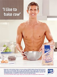 Eamon Sullivan baking in the raw
