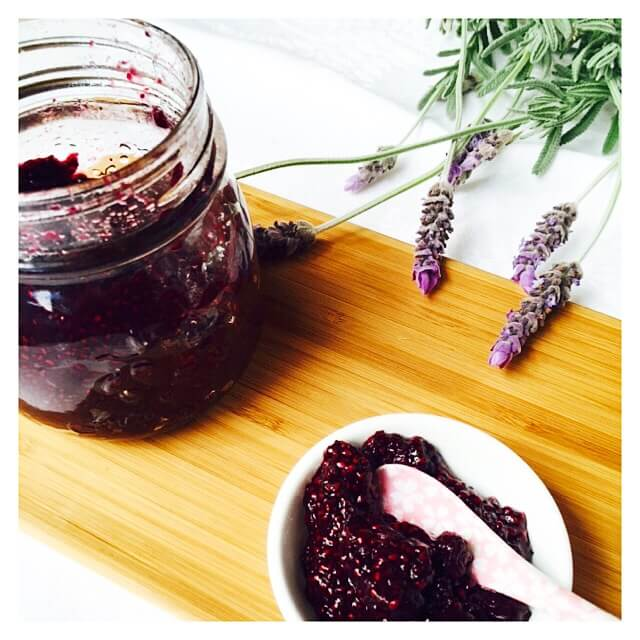 How to make blueberry jam without sugar storehouse - Plum jam without sugar homemade taste and health ...