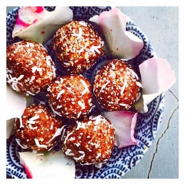 Easter Chocolate Bliss Balls